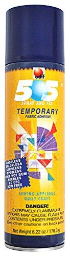 505 Spray & Fix Temporary Fabric Adhesive ()