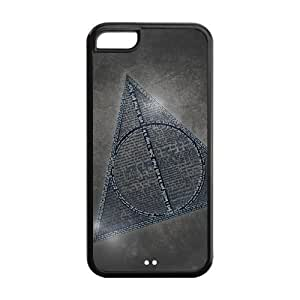 iPhone 5c Case, iPhone 5c cover Case, Harry Potter TPU Fashion Case for iPhone 5c Cover Screen Protector