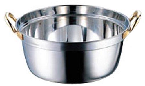 AGクラッド段付鍋33cm 7.5L 料理道具 CD:017161   B005EKAVIM