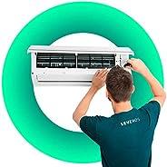 Instalação de Ar-Condicionado Split Parede 7.000 a 10.500 Btus