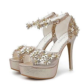 rtry Mujer Sandalias Verano Otoño Club zapatos confort boda al aire libre fiesta y sintética diseño