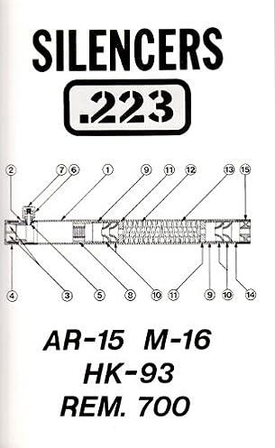 Ar 15 Silencer Diagram Car Wiring Diagrams Explained