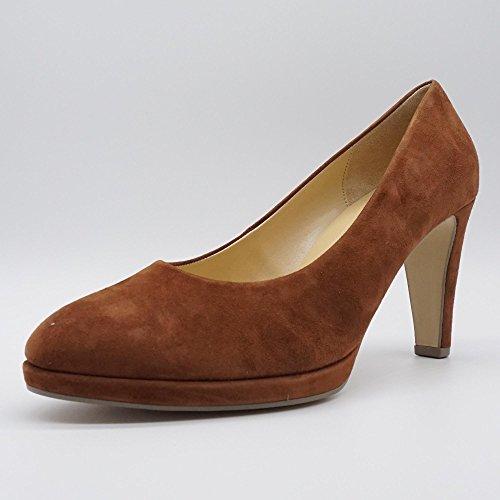 51 Brown Women's Shoes Court Gabor 14 270 a6Cq5wA