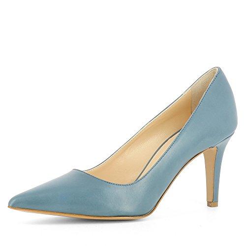 Cuir Evita Gris Lisse Evita Femme Shoes Jessica Shoes Ardoise Escarpins aYxc5qwB6