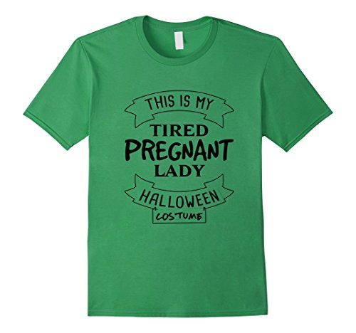 This Is My Tired Pregnant Halloween Costume T-Shirt Gift