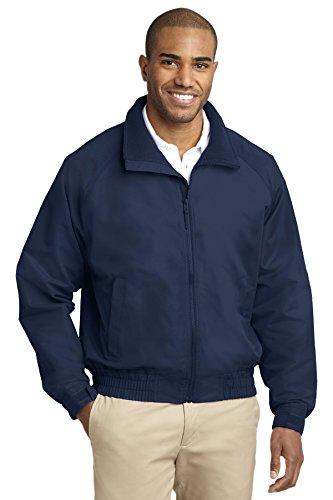 Port Authority Men's Lightweight Charger Jacket M True Navy