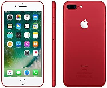 Apple iPhone 7 Plus, 256GB, Red - For AT&T / T-Mobile (Renewed)