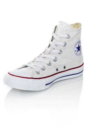 Converse All Stars Baskets Montantes (Blanc)
