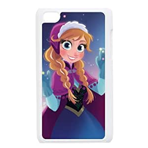 ipod 4 White phone case Disney Princess Princess Anna DPC5153964