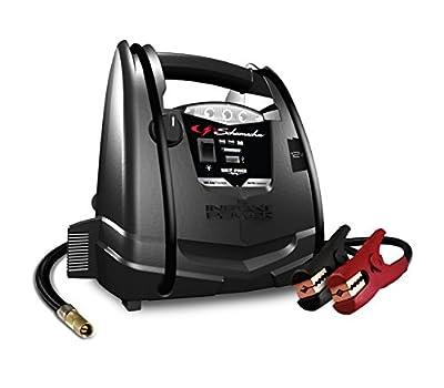 Schumacher's SJ1330 1000A DOE Jump Starter Portable Power with Air Compressor