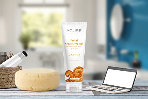 ACURE Facial Cleansing Gel 4 Ounce
