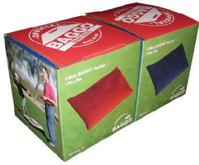Bean Bag Set (8 Piece) by Baggo