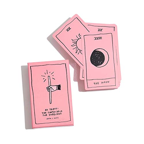 OK Tarot: The Simple Deck for Everyone