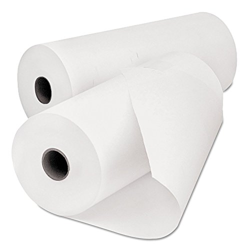 "Universal 35752 Economical Thermal Facsimile Paper, 1/2"" Core, 8-1/2"" x 98 ft (Case of 6)"