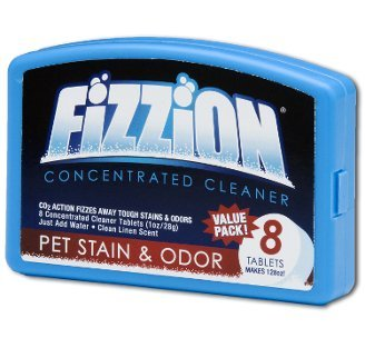 Fizzion Concentrated Cleaner Refill Tablets, 8-Pack, My Pet Supplies