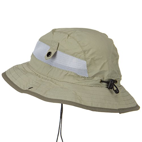 49dd79da378ba GOOD CHOICE UV 50+ Side Snap Talson Sun Bucket Hat L-XL