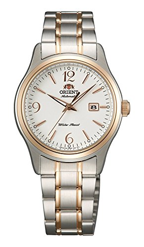 ORIENT wristwatch standard mechanical world stage collection Ladies Standard WV0651NR Ladies
