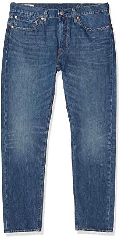 Levi's Męskie dżinsy 512 Slim Taper: Odzież