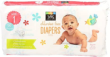 Review 365 Everyday Value, Diapers