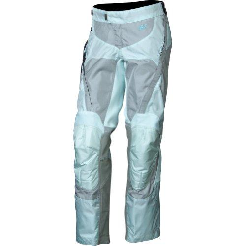Klim Savanna Women's Motocross Motorcycle Pants - Blue/Size 16