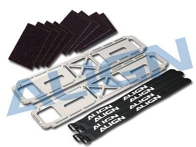 ALIGN H70085 700 Metal Battery Mount ()