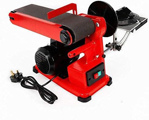 4x36 Belt 6 Disc Sander Grinder 2950rpm Bench Sanding Machine UK ...