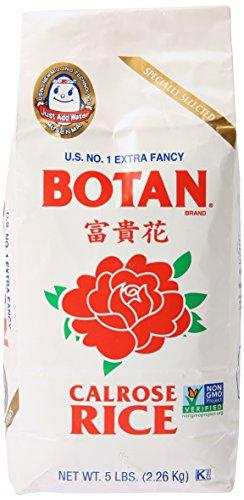 Botan Musenmai Calrose Rice, 10-Pound by Botan