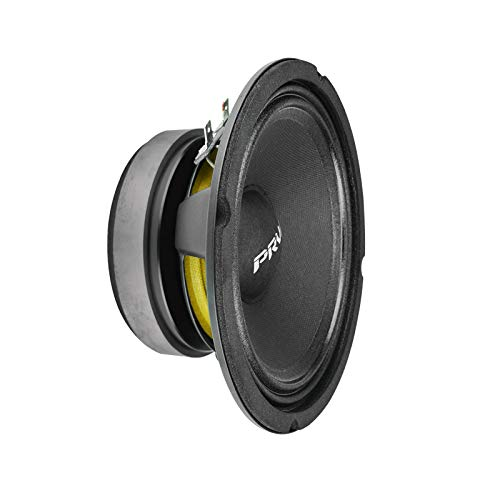 PRV AUDIO 6MB200 V2 6 Mid Bass 100 Watts Rms 8 Ohms Pro Audio Speaker 93.5Db 1.5 Vc Single