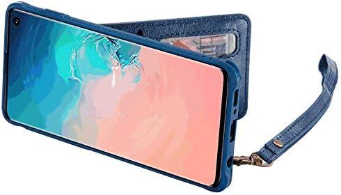 iPhone 11 Pro PUレザー ケース, 手帳型 ケース 本革 防指紋 ビジネス スマートフォンケース 財布 カバー収納 手帳型ケース iPhone アイフォン 11 Pro レザーケース