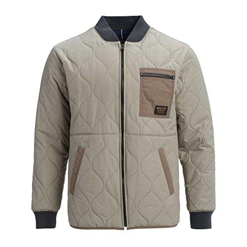Burton Mens Clothing (Burton Men's Mallett Jacket, Hawk/Falcon, Large)