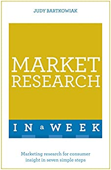 Market research steps