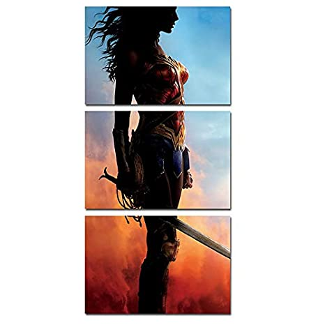 Amazon.com: Peoyebo 11459 3 Alliance Wonder Woman Oil ...