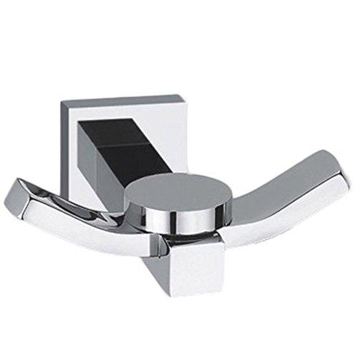 Kraus KEA-14401CH Aura Bathroom Accessories - Double Hook durable service