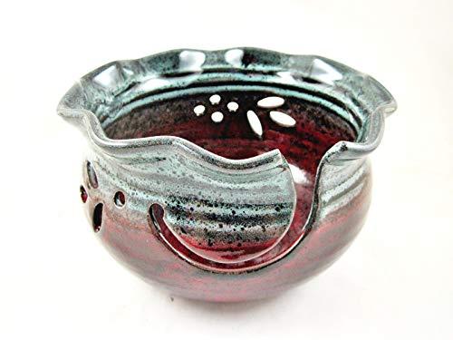 Pottery Yarn Bowl Best Christmas gift for knitter