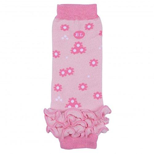 Babylegs Newborn Organic Baby Legwarmers (Franny Flowers) -