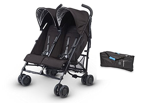 UPPA BABY G-LINK STROLLER WITH TRAVEL BAG (JAKE) by UPPAbaby