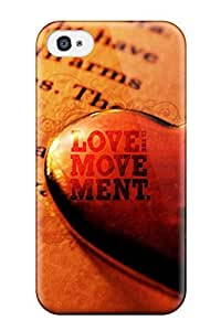 New Arrival Love For Iphone 5/5S Case Cover