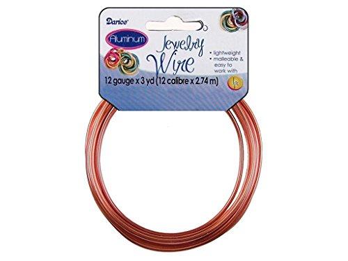 Jewelry Wire Aluminum Gauge Copper