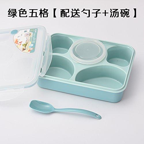 IYEARN Horno de microondas fresco multi-formato de comida caja de ...
