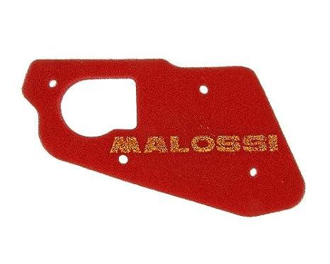 94 Luftfilter Einsatz Malossi Red Sponge f/ür Aprilia SR 50 AC