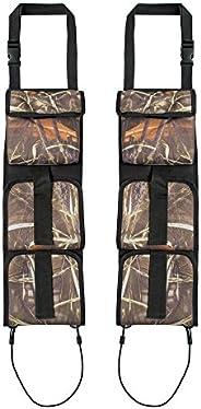 Multi-Function Car Holster Back Seat Gun Sling Hanger Bag with Pockets Carrier Gun Holster Bag Truck Concealed