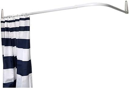 erica tringles de rideau de douche pour