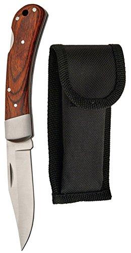 SZCO Supplies Single Bolster Lockback Knife