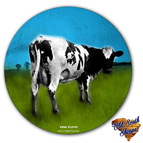 Pink Floyd Atom Heart Mother #2 Slipmat 12 inch LP Scratch Pad Slip Mat Audiophile Vinyl Lovers