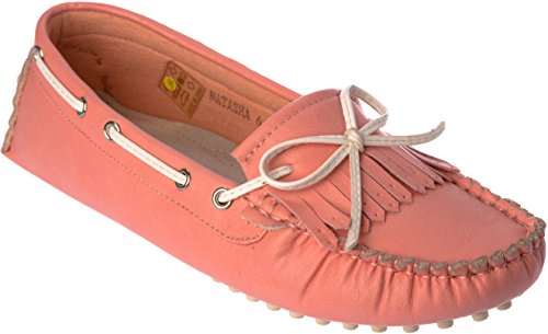 First Sight natashaPink Women Boat-Flats Leather-Lining for sale  Delivered anywhere in Canada