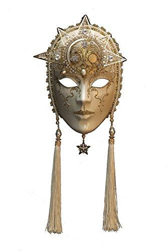 La Fucina dei Miracoli, Papier-maché Venetian mask