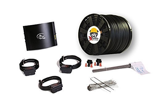 SportDOG in-Ground Pet Fence for 3 Dogs with Upgraded 2000 Feet of Extreme Wire