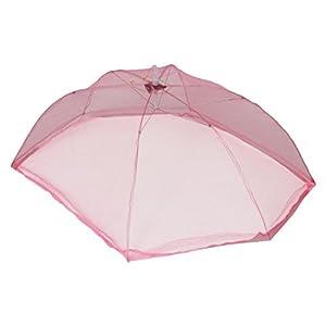 Babyshower MSQTUB115/PNK Baby's Mosquito Net (Pink)
