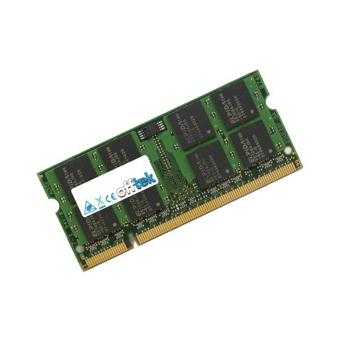2GB RAM Memory for Toshiba Satellite X205 Series (DDR2-6400) - Laptop Memory Upgrade