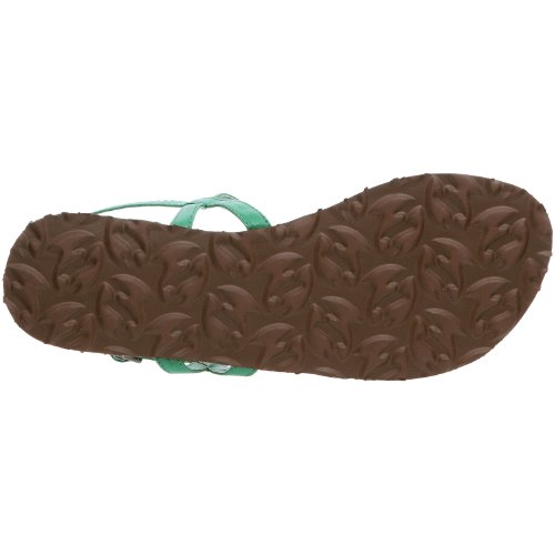 Billabong Viva Green Tongs femme Néo Sandal ZPgq6C